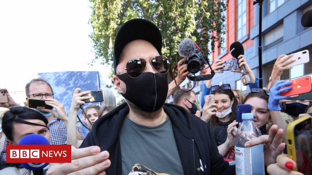 Kirill Serebrennikov: Russian film and stage director convicted of fraud