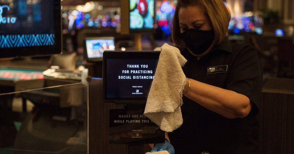Las Vegas Coronavirus Relief Task Force Partnered With Company Tied To UAE Intelligence