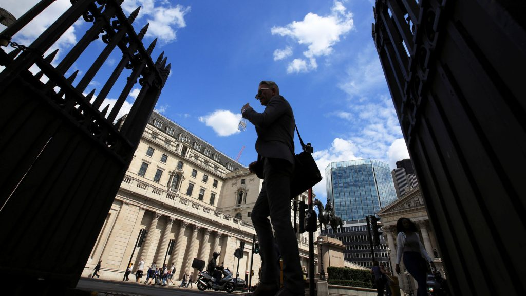 Bank of England adds another £100 to bond-buying program