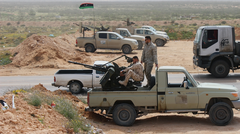 Libya's GNA: 'Liberation' of Sirte, Jufra 'more urgent than ever' | News