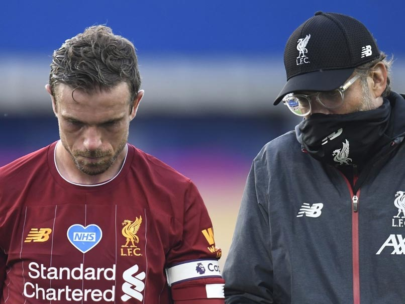 Liverpool Title Not Possible Without Jurgen Klopp, Says Captain Jordan Henderson
