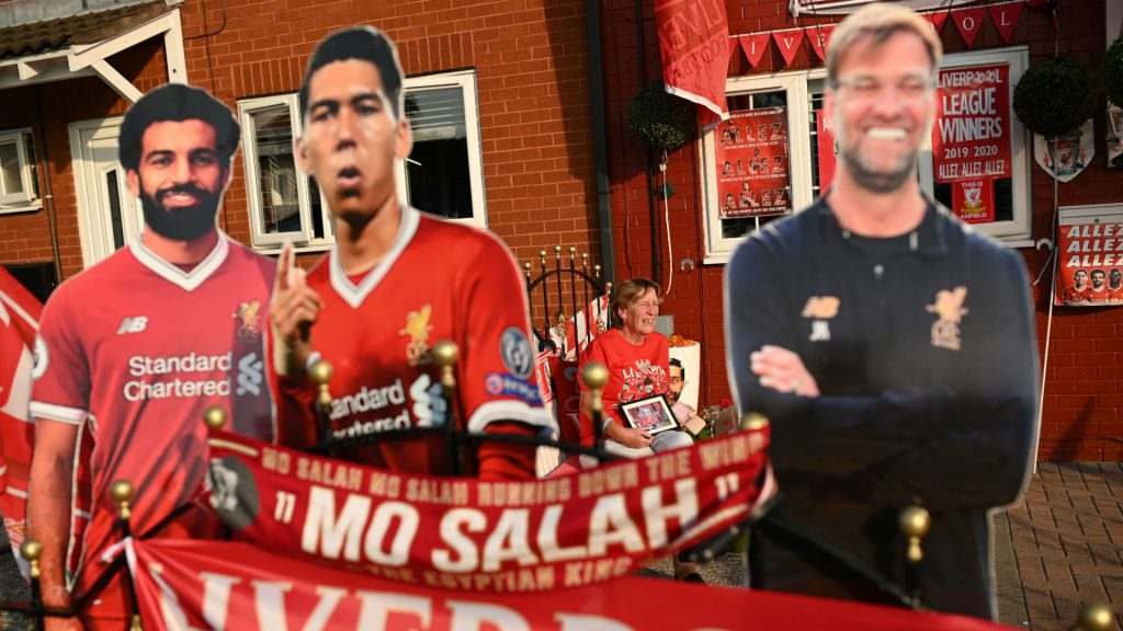 Liverpool fans waited so long for Premier League win — now there's plenty of time to enjoy it
