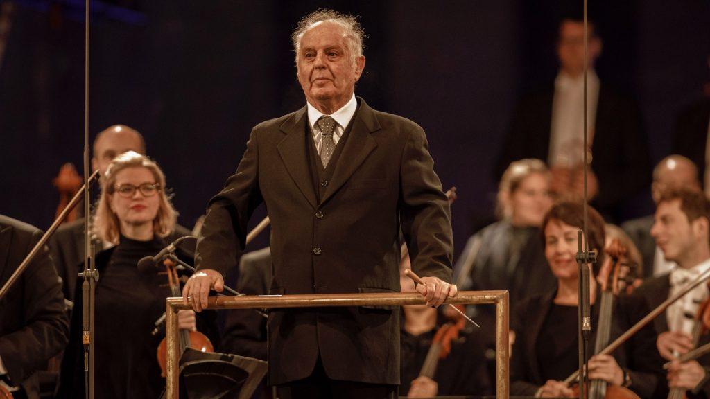 Maestro Daniel Barenboim: Live music must survive the pandemic | Music