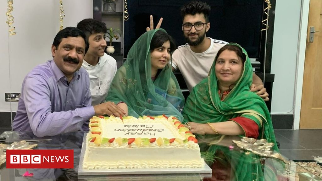 Malala Yousafzai completes Oxford University exams