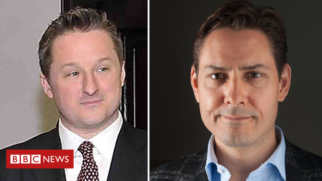 Michael Kovrig and Michael Spavor: China charges Canadians with spying