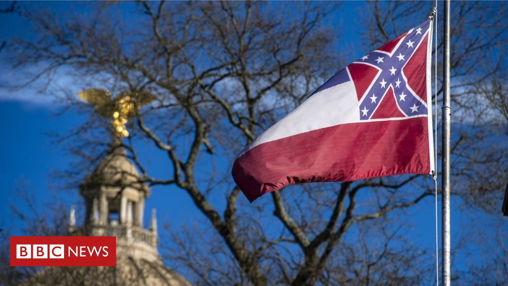 Mississippi moves to strip Confederate emblem from state flag
