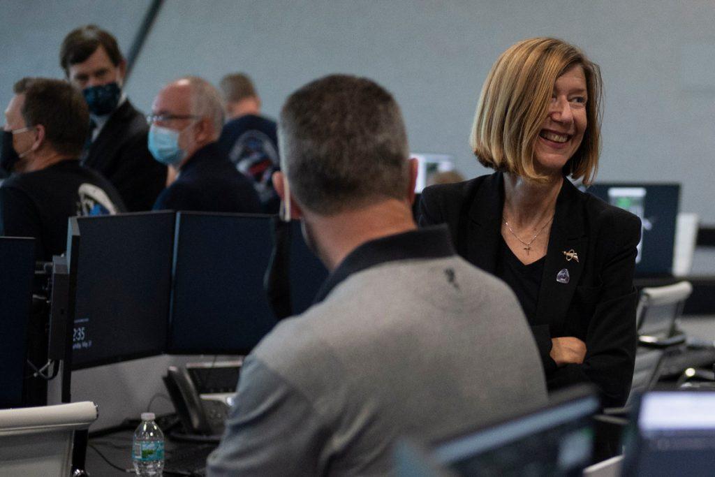NASA names first woman to head human spaceflight program