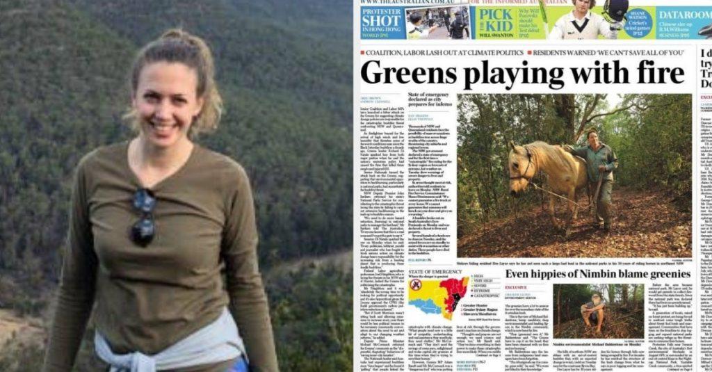 News Corp Spread Climate Change Denial In Australian Bushfire Crisis: Report