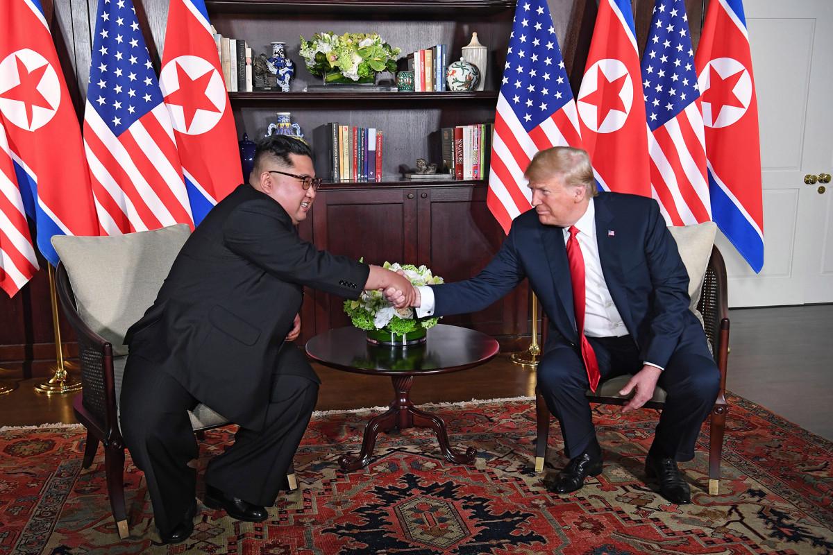 North Korea to rebuild military, blasts US over 'empty promises'