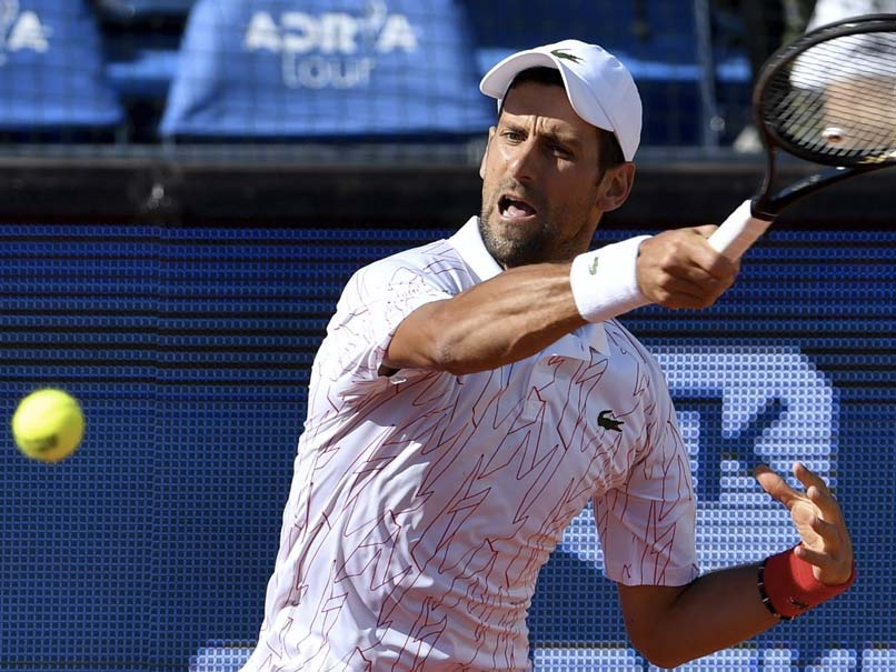 "Novak Djokovic Mauled Over Coronavirus ""Horror Show"""