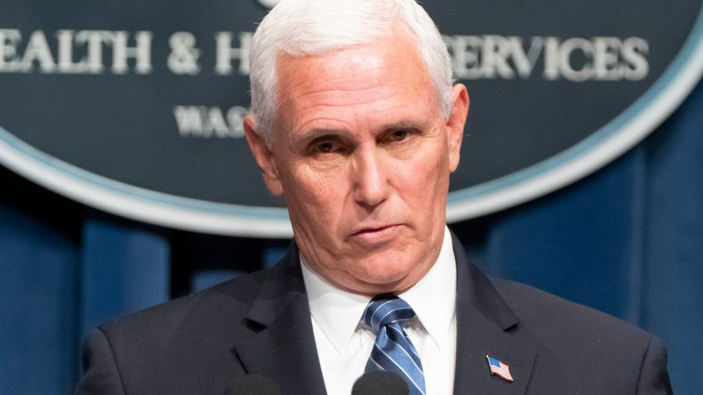 Pence Cancels Campaign Events In Florida, Arizona As States' COVID-19 Cases Soar