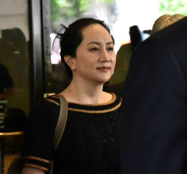 Former Canada lawmakers, diplomats urge Huawei exec's release