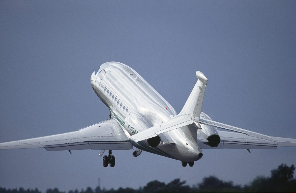 Private jet flights surge on health fears, lower prices
