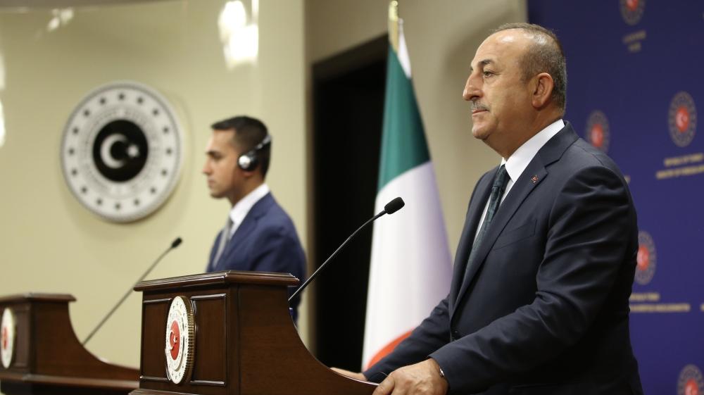 Operation Irini: Turkey slams EU mission to contain arms to Libya | News