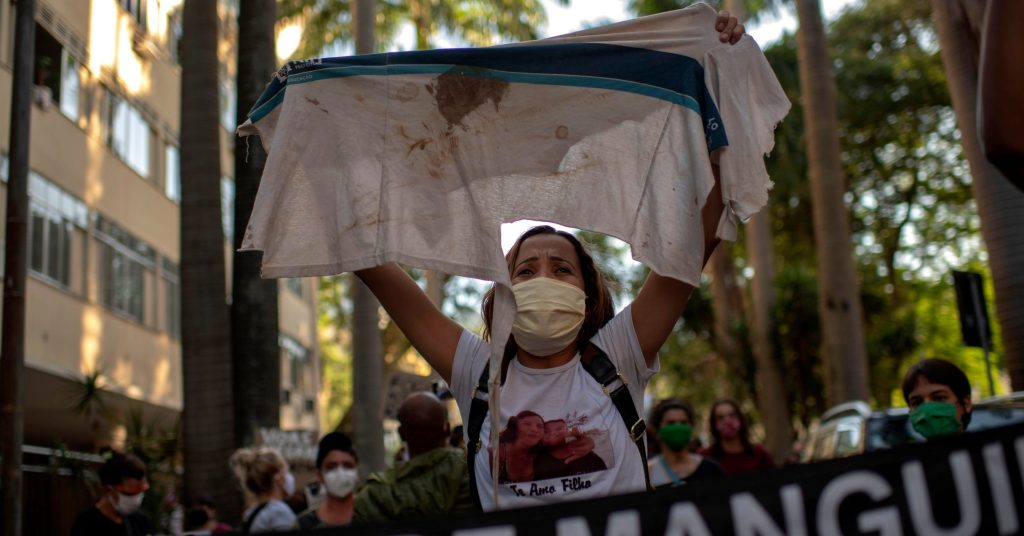 Protests Have Also Broken Out In Latin America Against Police Brutality