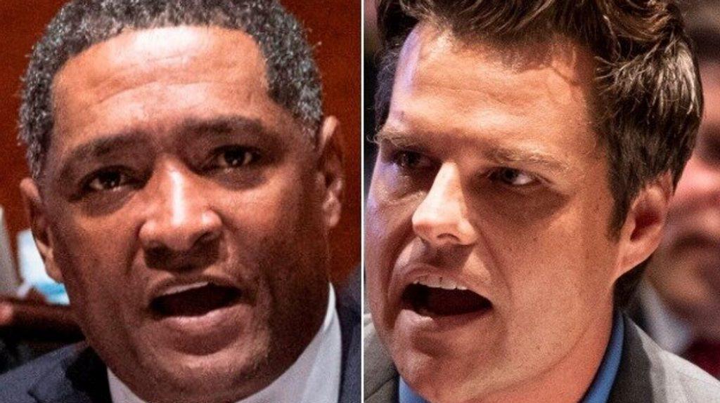 Rep. Cedric Richmond Calls Out Matt Gaetz In Fiery Exchange: 'Was That A Nerve?'