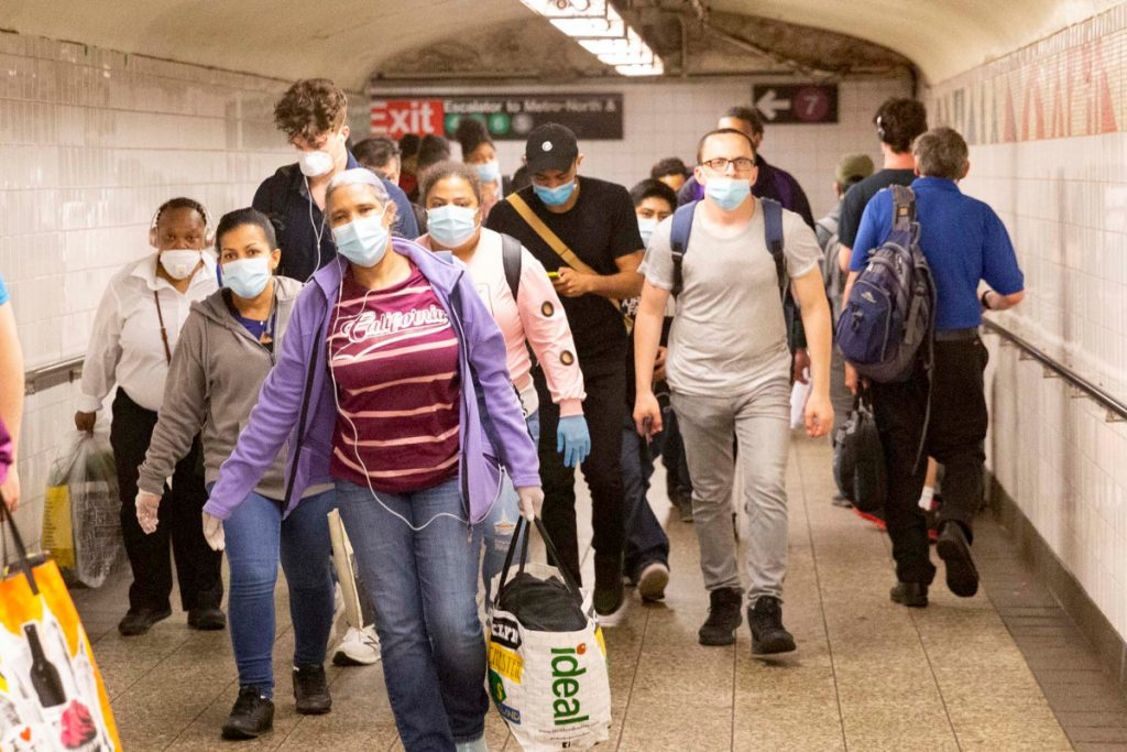 Mandatory face masks may slow COVID-19 spread by 40%: study
