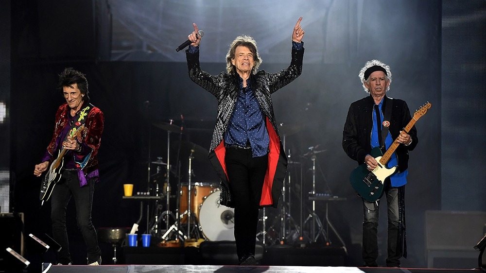 Rolling Stones threaten Trump campaign with legal action