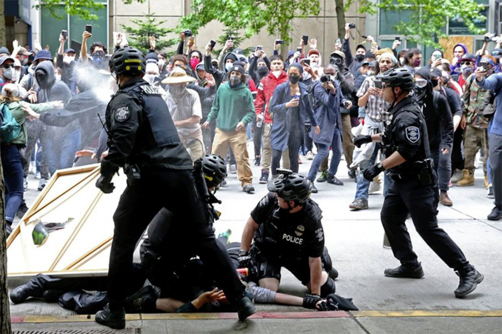 Seattle PD blocked from using tear gas on protesters: judge