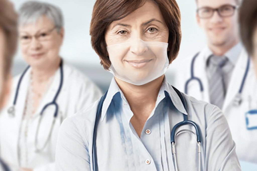 Swiss researchers developing transparent face masks