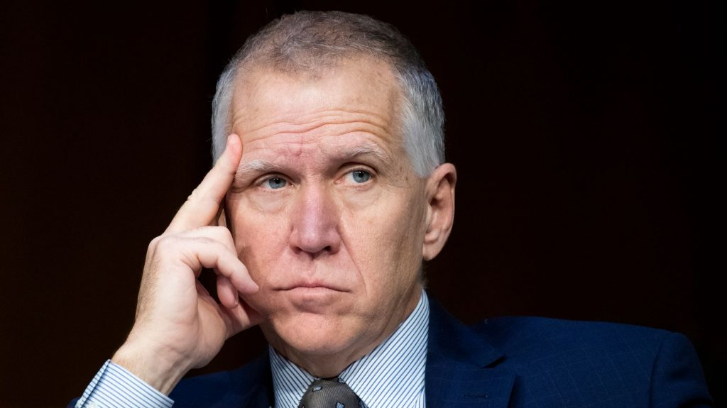 Thom Tillis Grew Up In A Mobile Home, Then He Hiked Taxes On Them