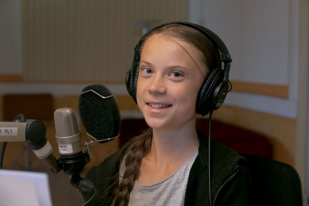 Thunberg has hope for climate, despite leaders' inaction