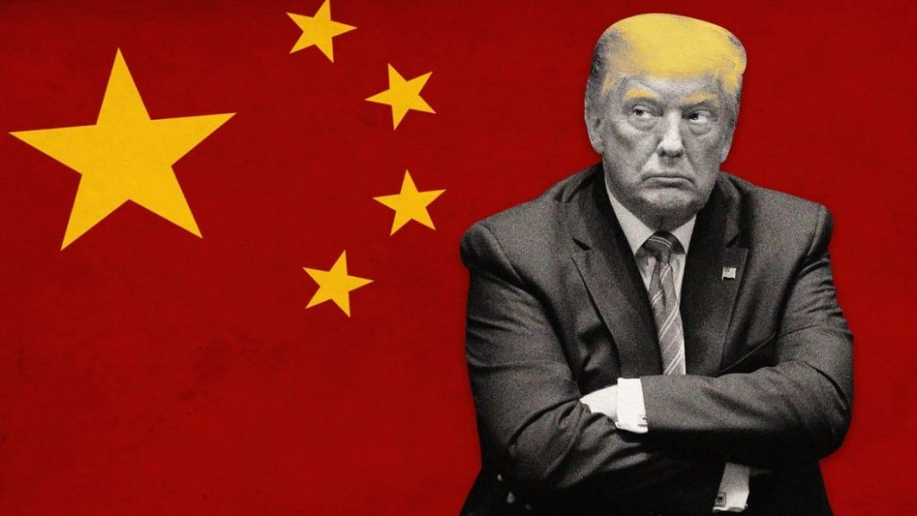 Trump 'Couldn't Give a Shit' About China Rounding Up Millions of Muslims