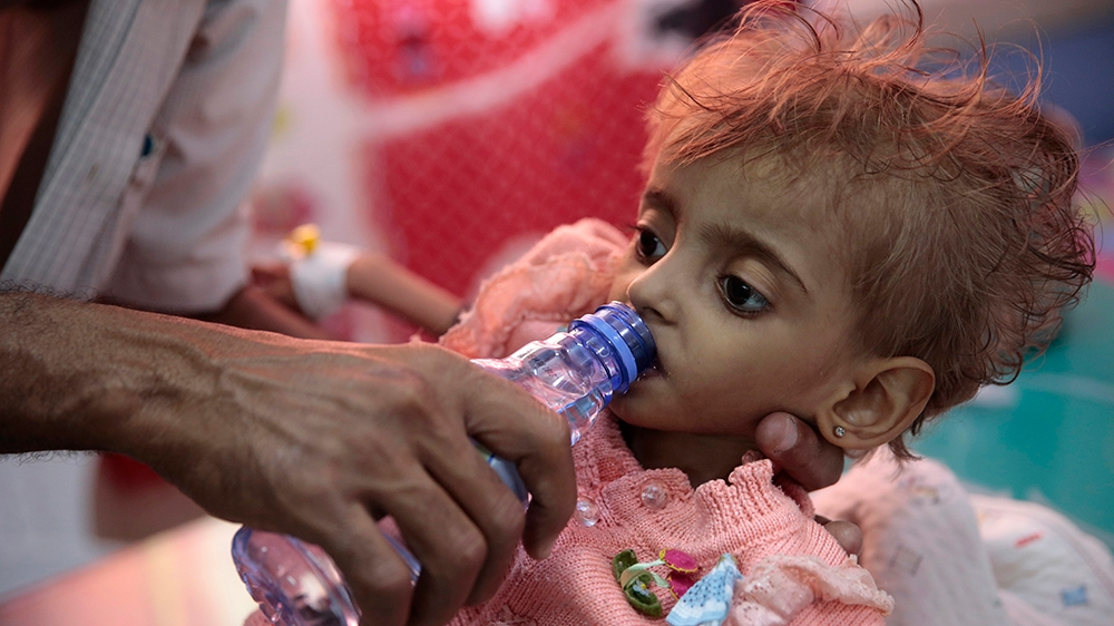 UN: Millions of Yemeni children on the 'brink of starvation' | Yemen News