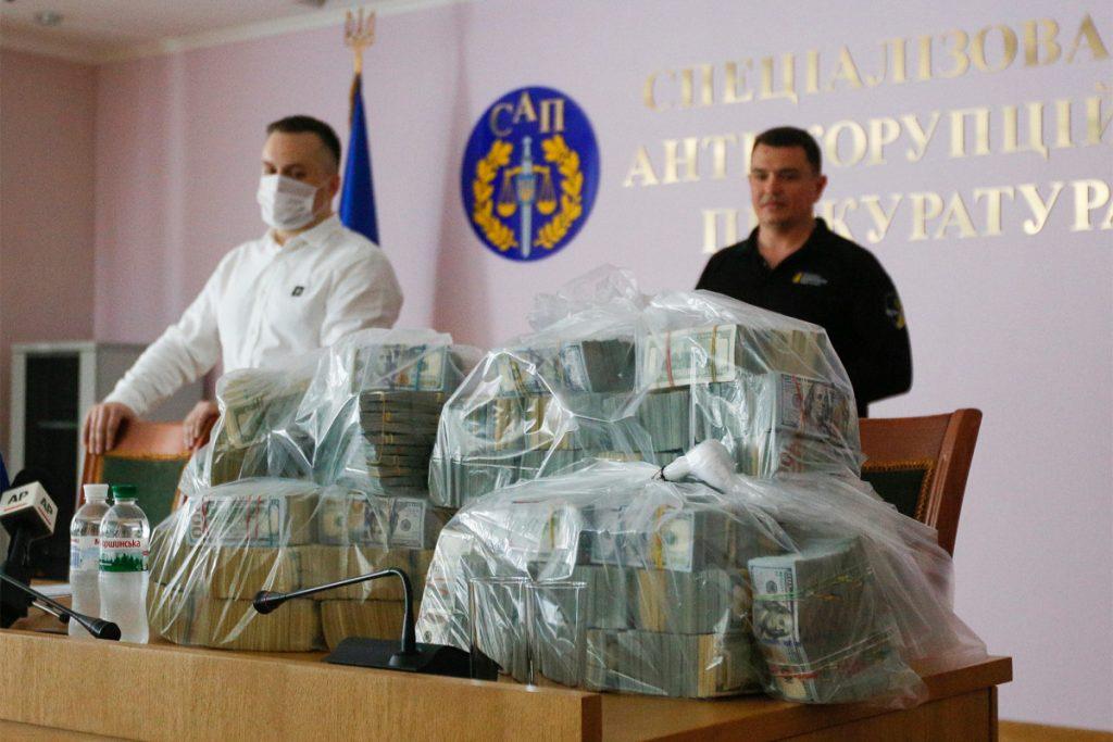 Ukraine busts bribe scheme for company that hired Hunter Biden
