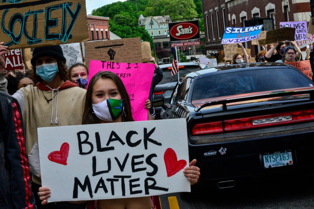 Vermont principal placed on leave over Facebook post on BLM