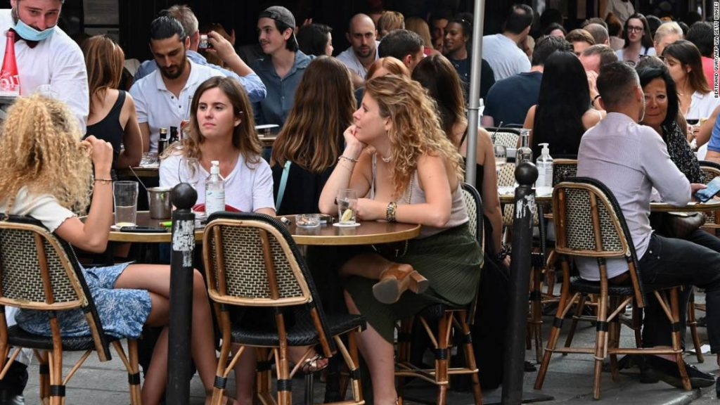 What it's like to visit Paris post-lockdown