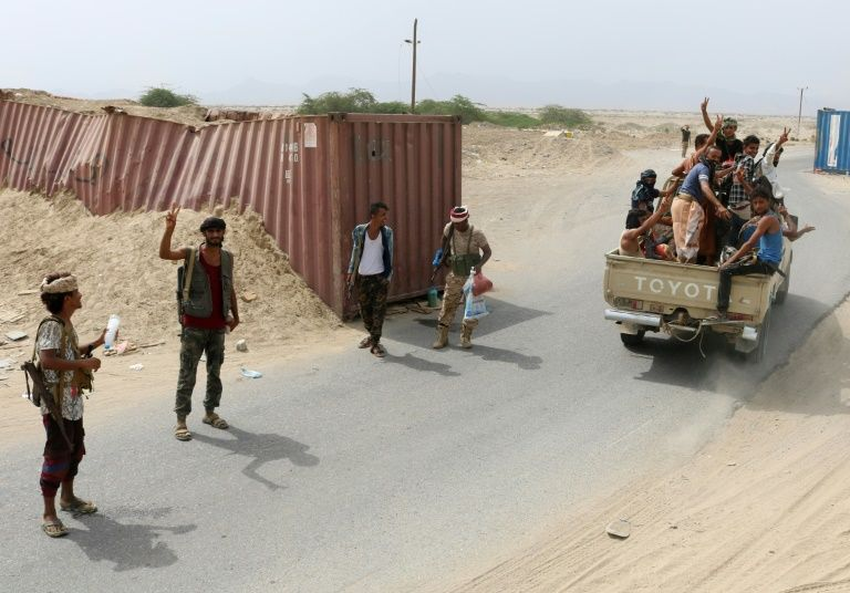 Yemen president urges separatists to 'stop the bloodshed'