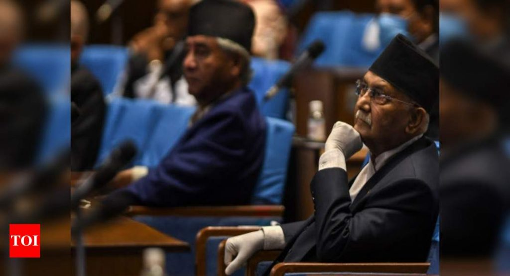 Yoga should be part of our lifestyle in fight against Covid-19: Nepal PM KP Sharma Oli