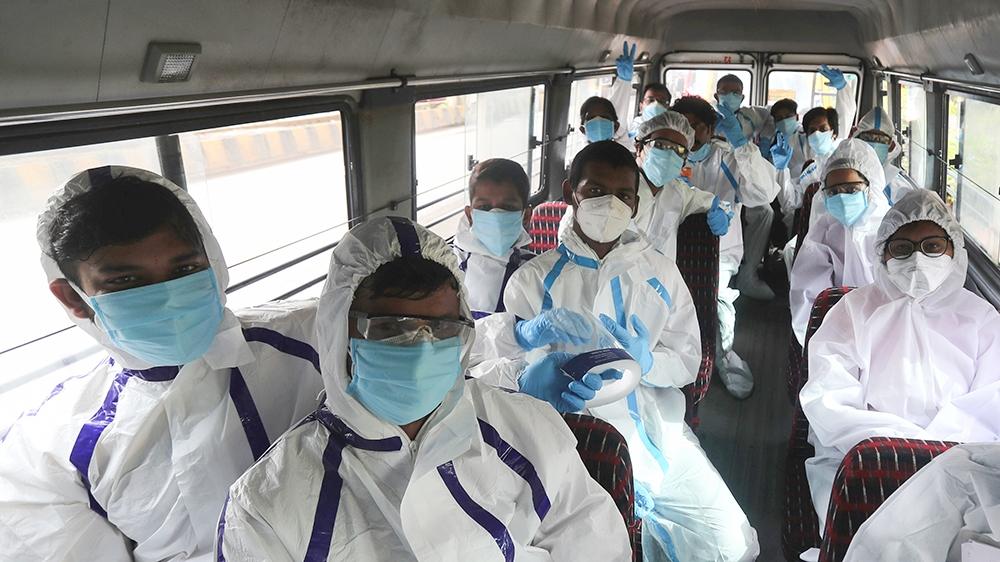 India coronavirus cases third-highest globally: Live updates | News