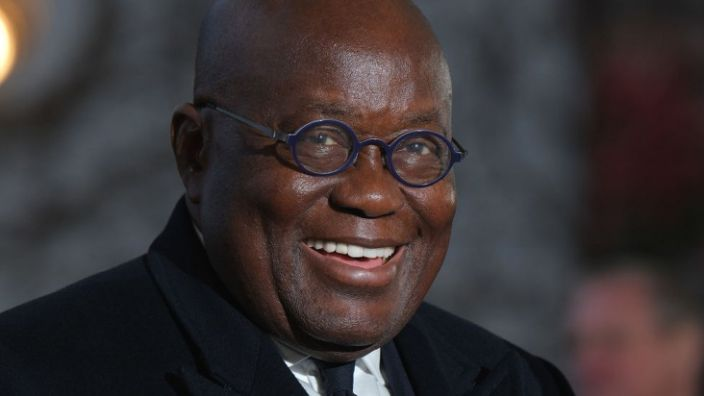 President Akufo-Addo's signature glasses have been a constant during lockdown updates