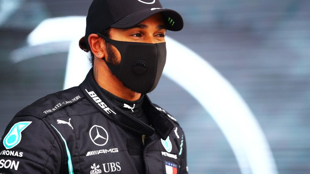 Hungarian GP Qualifying: Lewis Hamilton beats Valtteri Bottas to pole