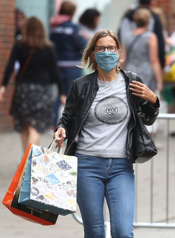 It will be mandatory to wear face masks in shops from Friday