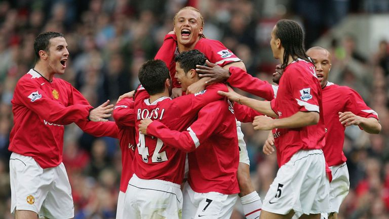 This isn't the first time Man Utd have needed a final day win to qualify for the Champions League group stages - they had to beat Charlton in 2006