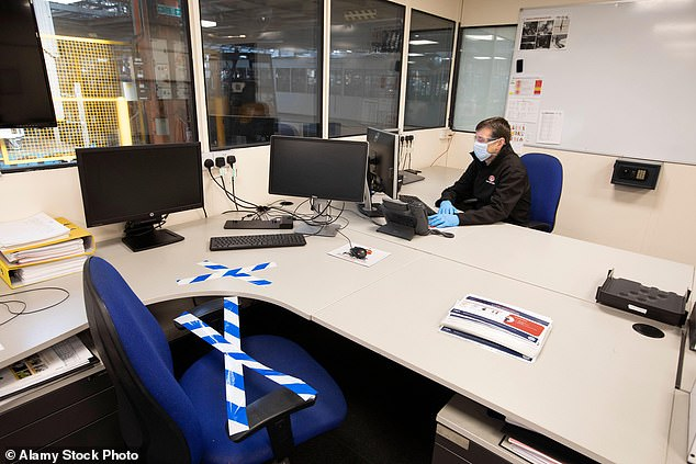 A Mail audit of 60 top firms found many had yet to plan a return to the office. Just one quarter had plans to bring staff back in the next two months