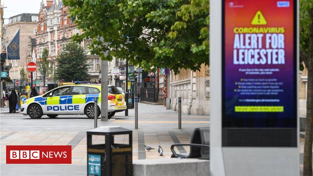 Leicester lockdown: Pubs and restaurants to reopen
