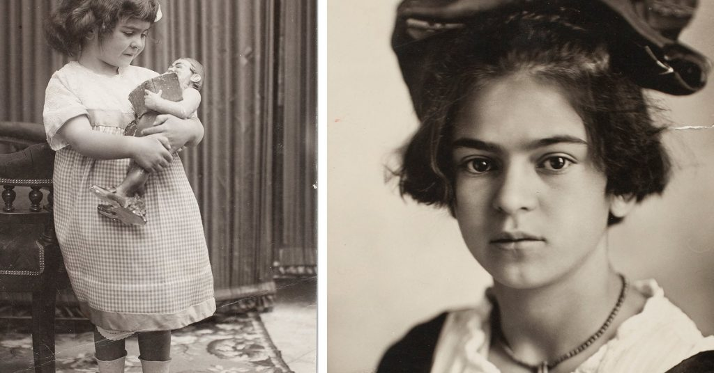 18 Fascinating Pictures From Frida Kahlo's Artful Life