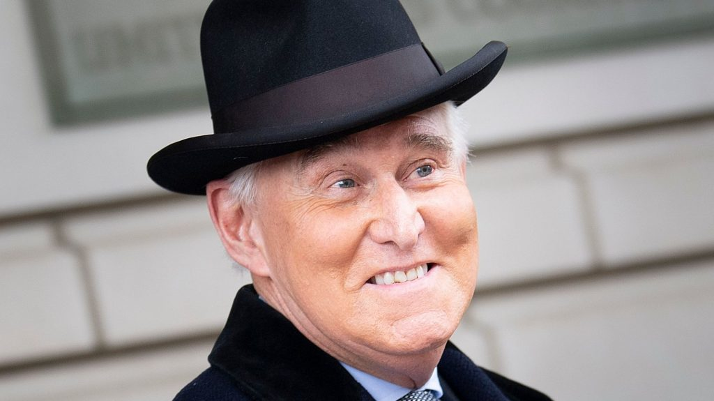Legal Experts Explode Over Donald Trump's Clemency For Roger Stone