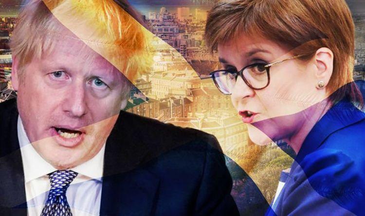 Boris Johnson sends Sturgeon into a panic with Cabinet vow - 'Importance of the Union' | Politics | News
