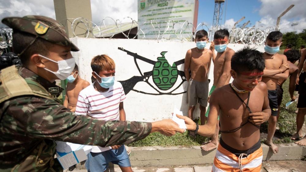 Brazil coronavirus cases near two million: Live updates   Coronavirus pandemic News