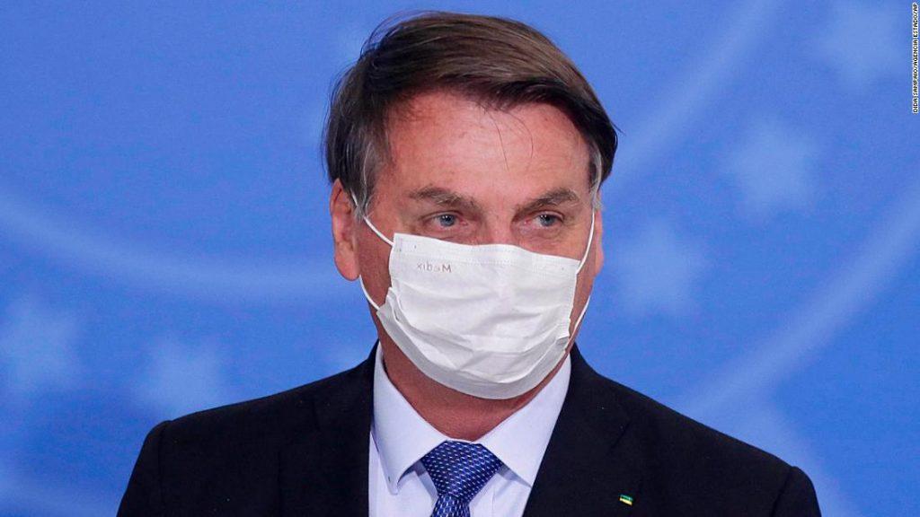 Brazil's Jair Bolsonaro had coronavirus lung screening 'but everything is okay'
