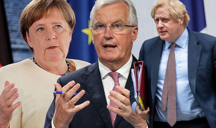Brexit news: UK banking on Merkel to convince EU to drop fishing demands   Politics   News