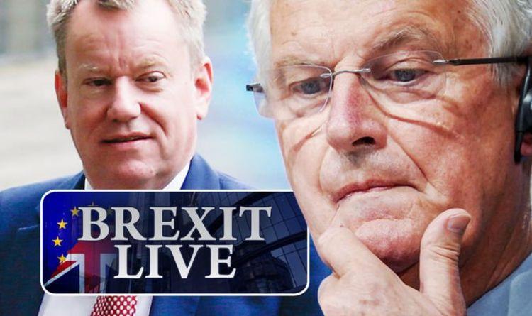 Brexit news: UK heading towards no deal Brexit as EU 'paralysing' talks - insider | Politics | News