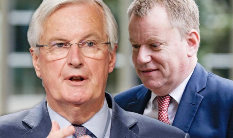 Brexit talks: 'Not reasonable!' EU savaged for Brexit demands as deal poised to collapse   Politics   News