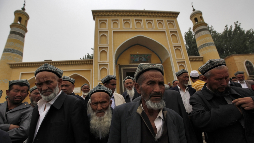 China to hit back against US sanctions over Uighur rights   China News