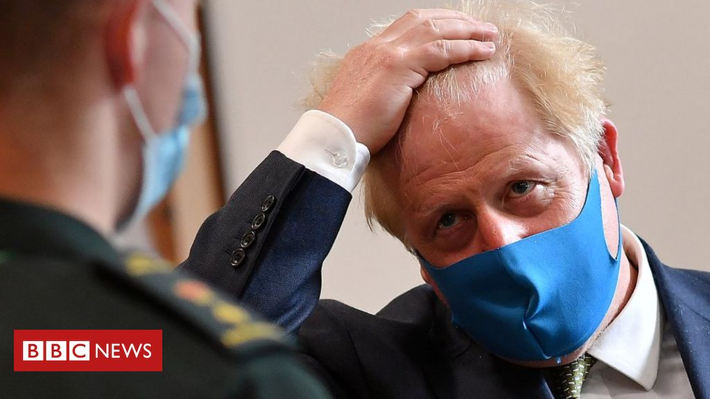 Coronavirus: Boris Johnson 'does not want second national lockdown'